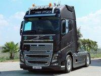 Gezgin Nakliyat'ın tercihi Volvo FH16 750 HP oldu