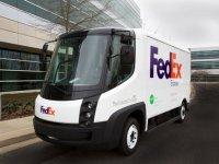 FedEx, tüm filosunu elektrikli araçlarla yeniliyor