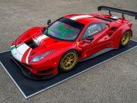 İzmitli Pirelli, Ferrari için üretilen P Zero DHE lastiklerini tanıttı