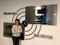 Mercedes-Benz Türk, patent başvurusunda Türkiye üçüncüsü