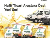 PETRONAS Urania StrongTechTM Serisi Türkiye'de