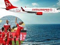 Corendon'dan Antalyaspor'a final hediyesi takım uçağı