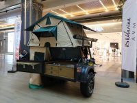 Dünyada Yeni Trend  Mobil Ev ve Off Road Karavanlar