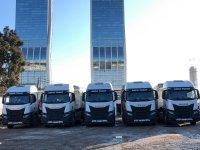 IVECO'dan  İzmir'de X-WAY Off Road Çekici Teslimatı