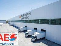 Borusan Lojistik'te ihracat gümrük işlemleri artık çok daha hızlanacak