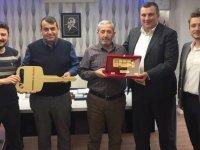 Anadolu Isuzu'dan Kayseri'ye 12 adet Novo Lux