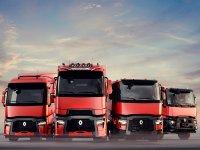 Renault Trucks'ın T, T High, C ve K serileri nakliyeciye avantajlar getiriyor