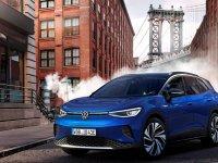 """Volkswagen'in elektrikli SUV'una """"Dünyada Yılın Otomobili"""" Ödülü"""