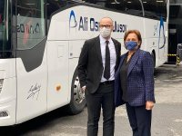 Mercedes'ten Ali Osman Ulusoy Seyahat'e 20 otobüs