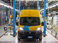 DHL Express, 100 Fiat E-Ducato elektrikli hafif ticari aldı