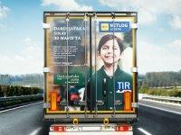 Netlog araçları Darüşşafaka için  Türkiye yollarında