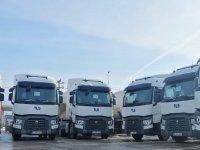 TLS Lojistik, filosuna 55 Renault Trucks çekici kattı