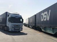 DSV'den Anadolu ile Avrupa'yı bağlayan tren