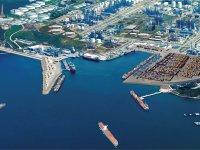 Aliağa limanları tüm zamanların elleçleme rekorunu kırdı