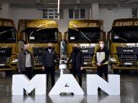 Cevat Logistics, 10 MAN çekici aldı 51 daha alacak