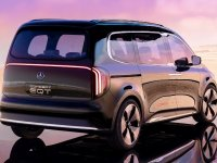 Mercedes'in yeni hafif ticarisi Concept EQT tanıtıldı