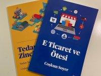 Coşkun Soyer'in ikinci kitabı E-Ticaret ve Ötesi