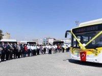 Karsan'dan Mersin'e 30 CNG'li Menarinibus Citymood