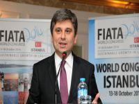 UTİKAD Türk lojistiğini dünyanın gündemine taşıyacak