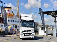 Ulusoy Logistics ve Mercedes–Benz Türk'ten dev işbirliği