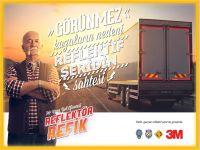 3M,  Sümer Tilmaç'la birlikte yol güvenliğine dikkat çekiyor
