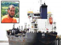 Türk denizcileri rehin aldılar
