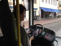 Bozankaya'nın E-Bus'ü Almanya'da test ediliyor
