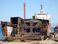 Türkiye gemi sökümünde Çin'i geçti