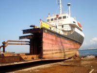 Hindistan'da gemi sökümünde artış yaşandı