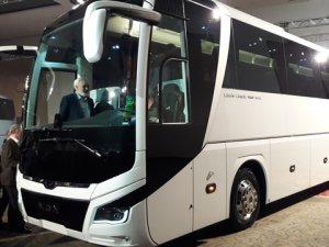 MAN'ın çok fonksiyonlu otobüsü: LION'S COACH