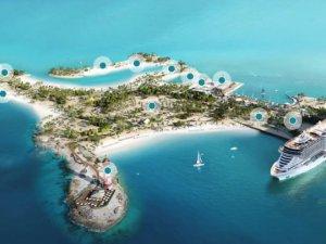 İşte MSC'nin Bahamalar'daki yeni destinasyonu Ocean Cay