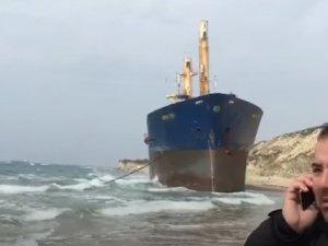 Ata Demirer'in gemi maceraları