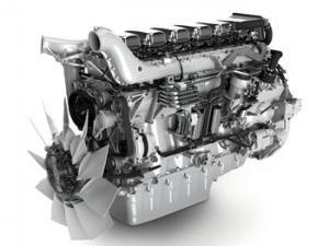 Scania 13 lt Motor