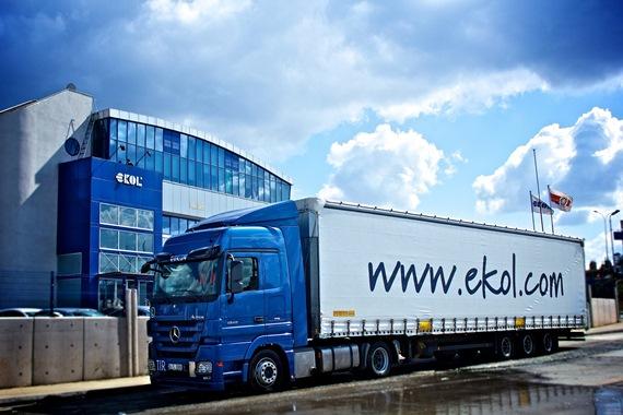 Ekol, dünyanın ilk sürdürülebilir lojistik şirketi oldu