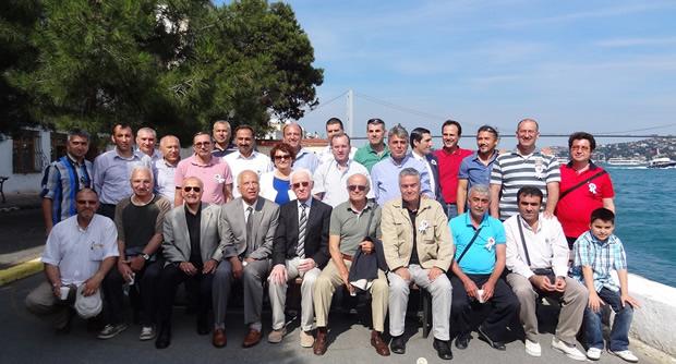 Zk denizcilik lisesi mezunları buluştu