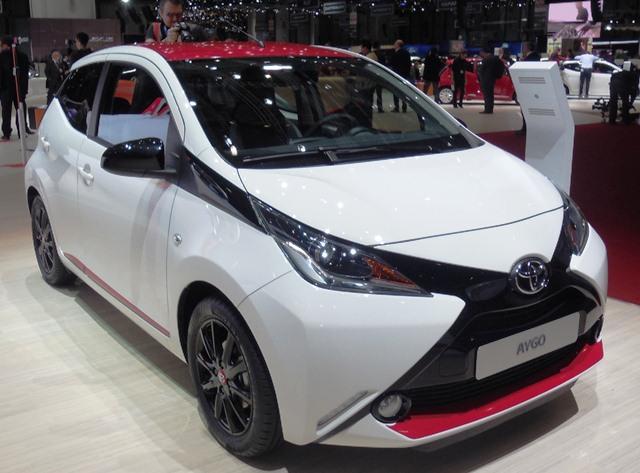 Toyota nın bugün ve geleceğin otomobiller şovu