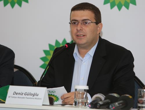 BP Turkiye Akaryakit Pazarlama Muduru Deniz Guloglu