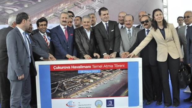 Çukurova Havaalanı, Koçoğlu'nu bitirdi