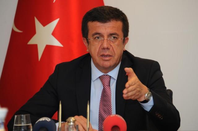 Ekonomi Bakanı Nihat Zeybekçi basın toplantısı